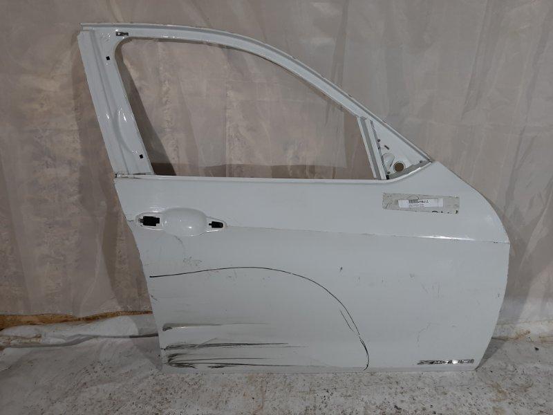 Дверь боковая Bmw X1 E84 N20B20, N46B20, N47D20, N52B30 2012 передняя правая