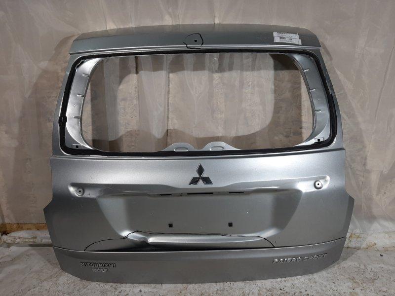 Дверь багажника Mitsubishi Pajero Sport KR1W, KS1W, KS5W 4D56, 4N15, 6B31 2017
