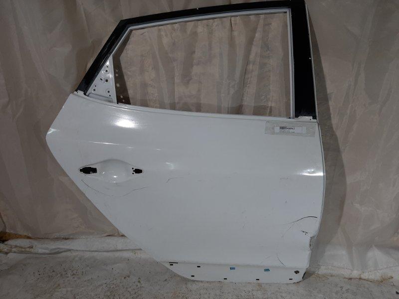 Дверь боковая Hyundai Ix35 LM 2015 задняя правая