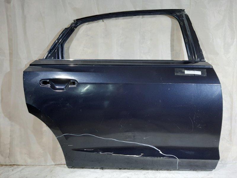 Дверь боковая Audi A8 D5, 4 2019 задняя правая