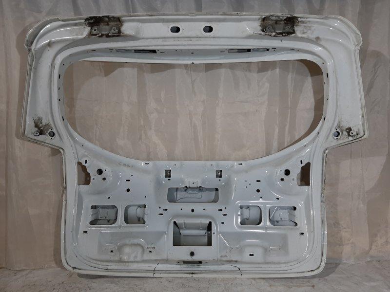 Дверь багажника Opel Zafira A05, P12 Z16XER, A18XER, Z18XER, Z19DTH, A20DTH, Z20LER, Z20LEH, Z22YH 2012