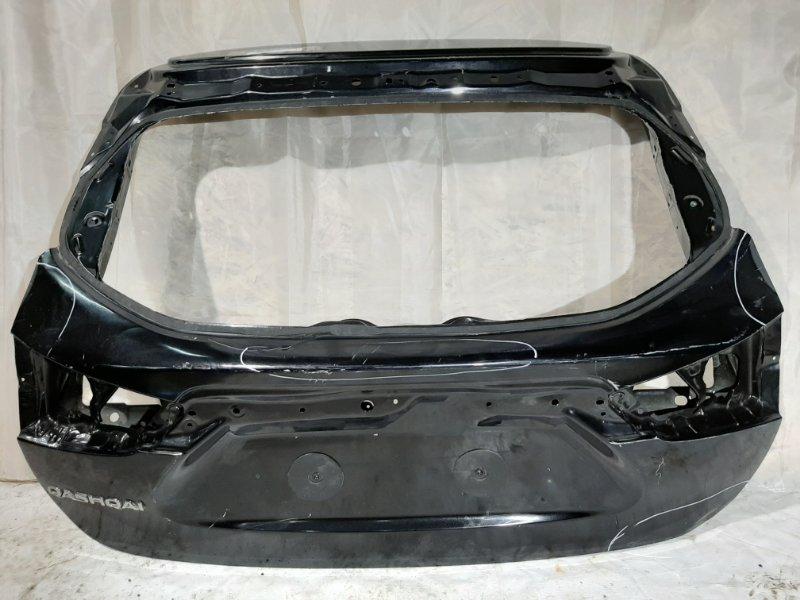 Дверь багажника Nissan Qashqai J11 H5FT, HRA2DDT, K9K, MR16DDT, MR20DD, R9M 2018