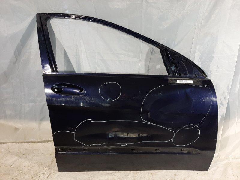 Дверь боковая Mercedes-Benz R-Class W251 M113E50, M156E63, M272E30, M272E35, M273E55, M276DE30LA, M276DE35, OM642 2008 передняя