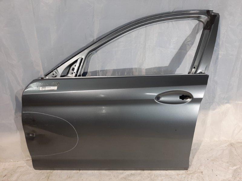 Дверь боковая Bmw 5-Series G30, G31 B47D20, B48B20, B57D30, B58B30 2017 передняя левая
