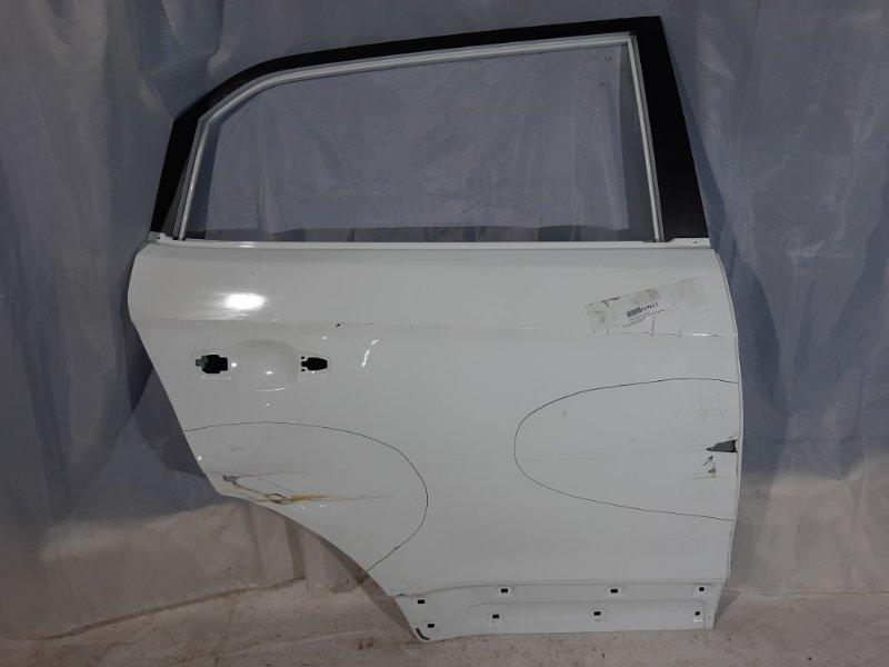 Дверь боковая Hyundai Creta GS G4FG, G4NA 2018 задняя правая