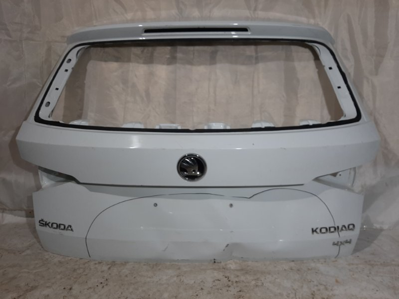Дверь багажника Skoda Kodiaq NS7 CZCA, CZEA, CZDA, DFGA, CZPA 2018