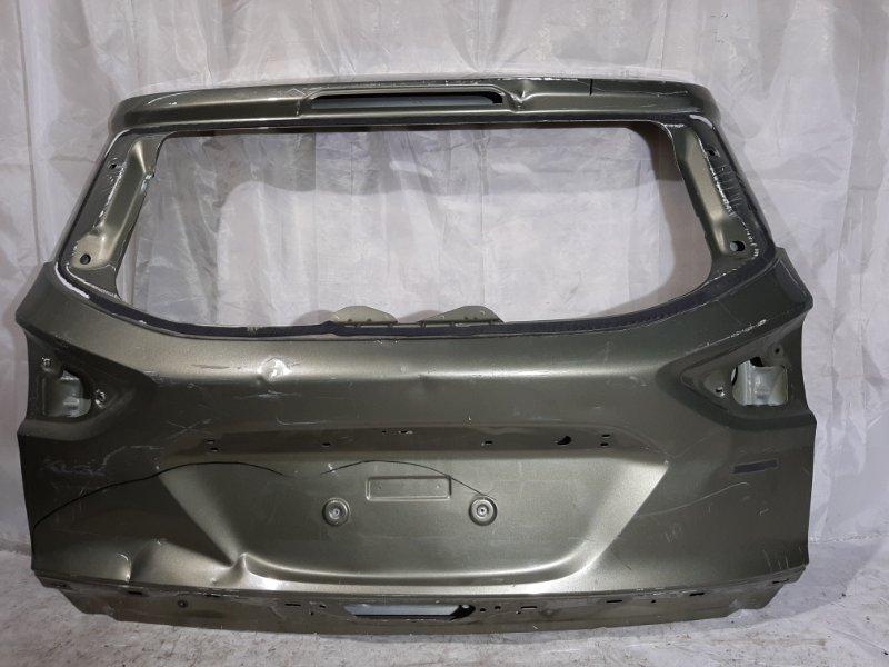 Дверь багажника Ford Kuga CBS DURATEC25, JQMA, JQMB, JTMA, M9MA, UFMA 2013