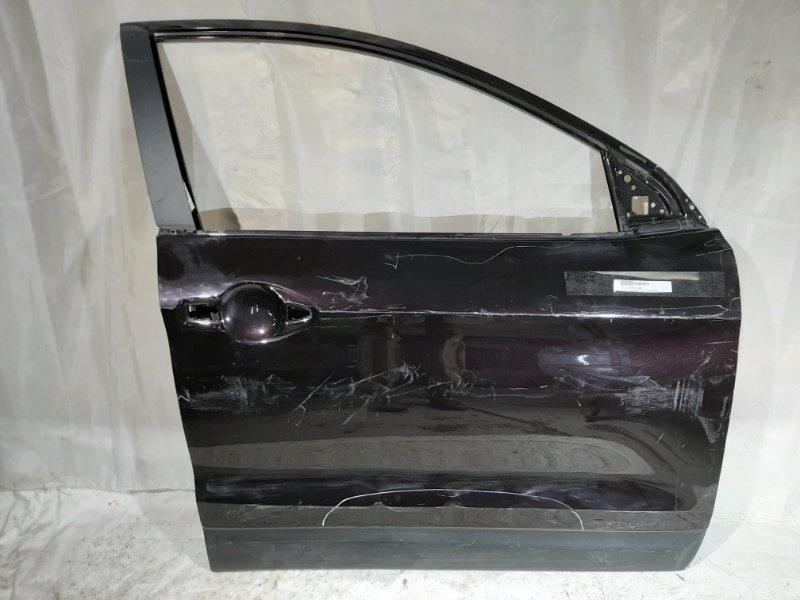 Дверь боковая Nissan Qashqai J11 H5FT, HRA2DDT, K9K, MR16DDT, MR20DD, R9M 2014 передняя правая
