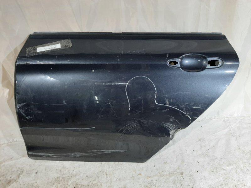 Дверь боковая Bmw 3-Series F34 B38B15, B47D20, B48B20, B58B30, N13B16, N20B20 2017 задняя левая