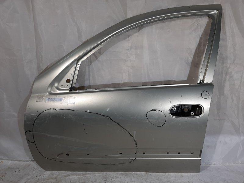 Дверь боковая Nissan Almera N16 QG15DE, QG18DE 2006 передняя левая