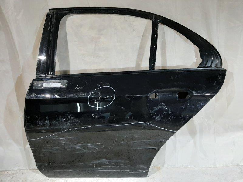 Дверь боковая Mercedes-Benz E-Class W213 M177DE40LA, M274E16, M274E20, M276DE30LA, M276DE35LA, OM642, OM654 2017 задняя левая