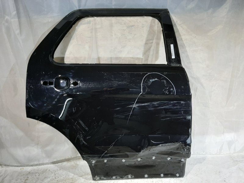 Дверь боковая Ford Explorer U502 DURATEC, TIVCT, T35PDTD, ECOBOOST, 3, 5, TT, T35PDED, DURATEC3 2019 задняя правая