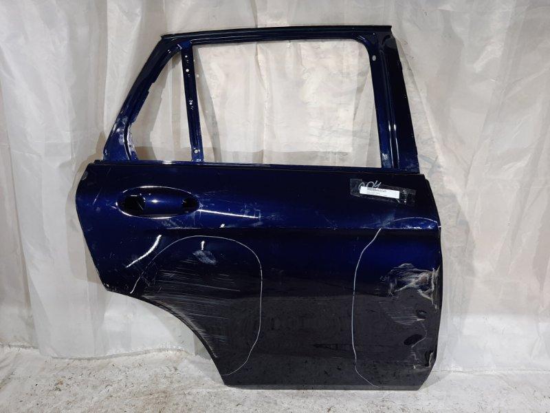 Дверь боковая Mercedes-Benz Glc-Class C253, X253 M274E20, M276DE30LA, M651D22, OM642 2018 задняя правая