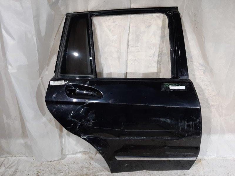 Дверь боковая Mercedes-Benz Glk-Class X204 M272E30, M272E35, M274E20, M276DE35, M651D22, M651D22G4, M651D22R, OM642 2013 задняя