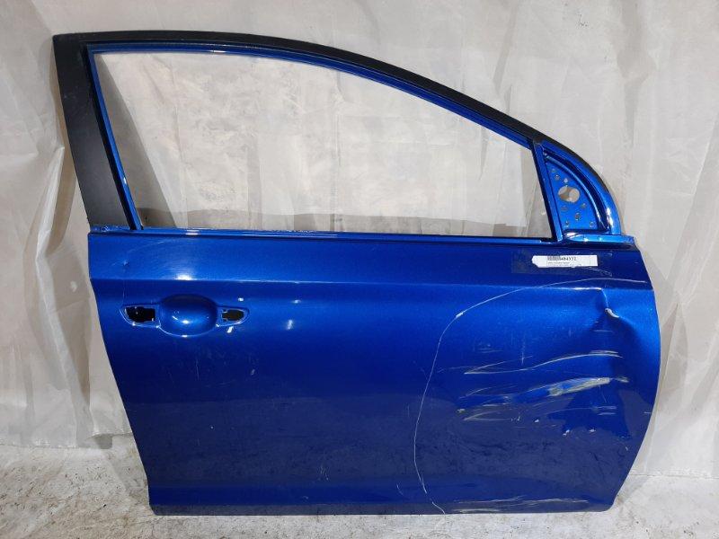 Дверь боковая Hyundai Solaris HCR G4FC, G4LC, G4FG 2018 передняя правая