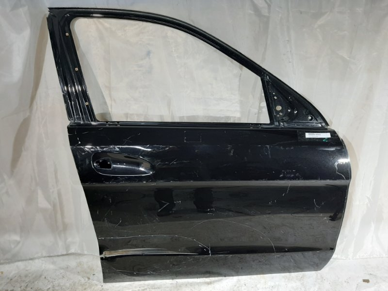 Дверь боковая Mercedes-Benz Gle-Class X166 M157DE55LA, M276DE30LA, M276DE35, M651D22G4, OM642, M278DE46LA 2016 передняя правая