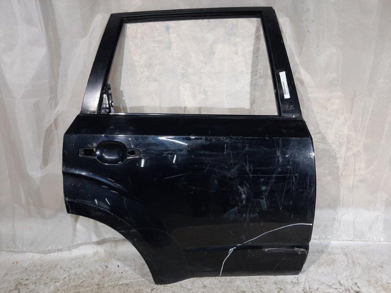 Дверь боковая Subaru Forester SHJ, SH9L, SHM FB20B, EJ255, FB25B 2012 задняя правая