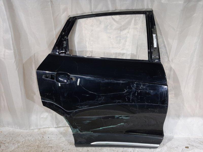 Дверь боковая Honda Crosstour TF2, TF3 J35Y, J35Z2, K24A, K24YA 2013 задняя правая