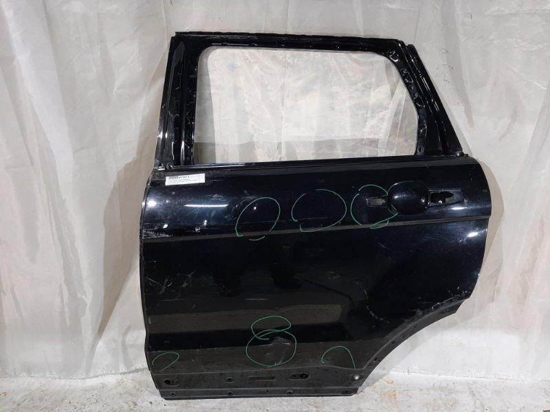 Дверь боковая Land Rover Range Rover Evoque L538 204DTD, 204PT, 224DT 2014 задняя левая