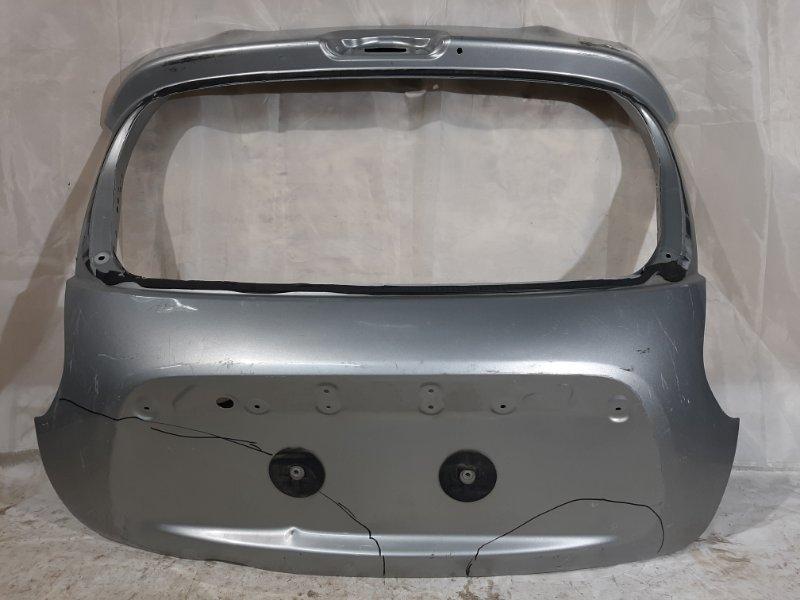 Дверь багажника Nissan Juke F15, NF15, YF15 HR16DE, HRA2DDT, K9K, MR16DDT 2014