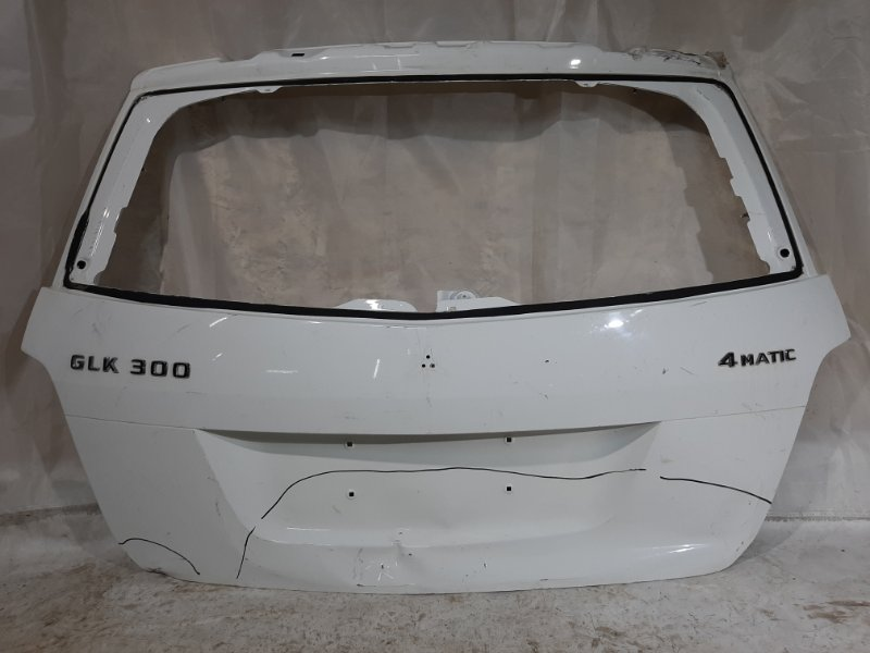 Дверь багажника Mercedes-Benz Glk-Class X204 M272E30, M272E35, M274E20, M276DE35, M651D22, M651D22G4, M651D22R, OM642 2013