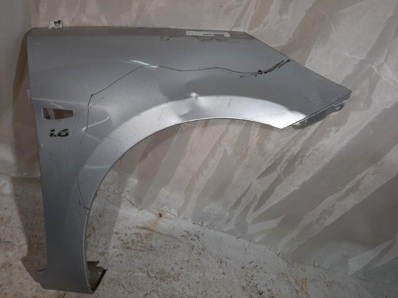 Крыло Hyundai Solaris RB G4FA, G4FC 2016 переднее правое