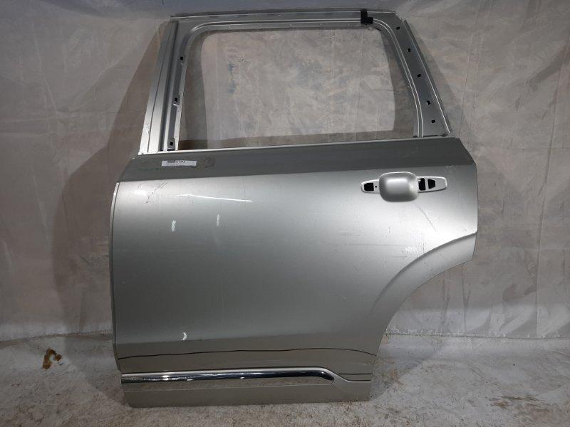 Дверь боковая Volvo Xc90 LA2, LA4 B4204T23, B4204T27, B4204T35, D4204T11, D4204T14, D4204T23 2019 задняя левая