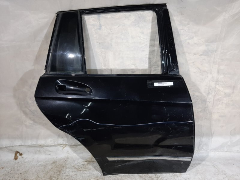 Дверь боковая Mercedes-Benz Glk-Class X204 M272E30, M272E35, M274E20, M276DE35, M651D22, M651D22G4, M651D22R, OM642 2014 задняя