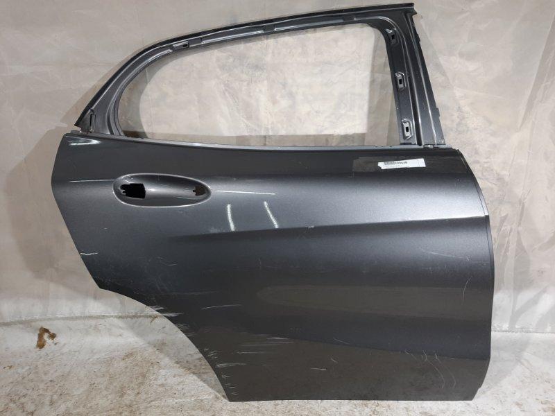 Дверь боковая Mercedes-Benz Gla-Class X156 M133E20, M270E16, M270E20, M651D22, OM607 2017 задняя правая