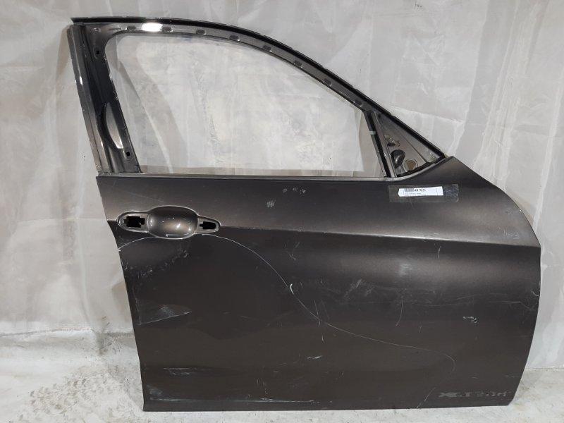 Дверь боковая Bmw X1 E84 N20B20, N46B20, N47D20, N52B30 2011 передняя правая