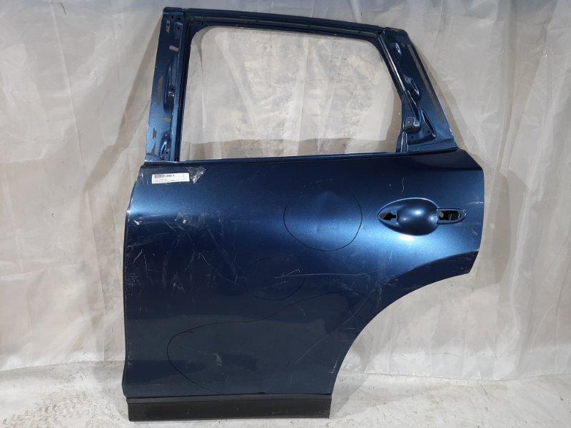 Дверь боковая Mazda Cx-5 KF, KF2P, KF5P, KFEP PEVPS, PYRPS, PYVPS, PYVPTS, SHVPTR, SHVPTS 2019 задняя левая