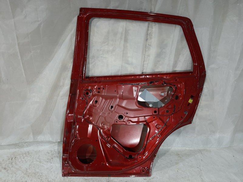 Дверь боковая Suzuki Sx4 JYA, JYA22, JYB, JYB22, YA22S, YB22S D16AA, K14C, M16A 2017 задняя правая
