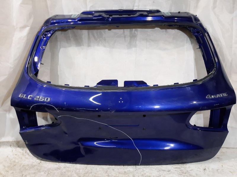 Дверь багажника Mercedes-Benz Glc-Class C253, X253 M274E20, M276DE30LA, M651D22, OM642 2017 задняя