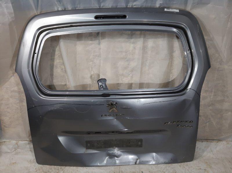Дверь багажника Peugeot Partner 2018 задняя
