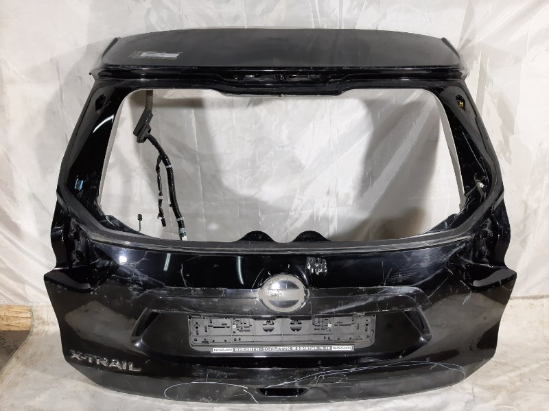 Дверь багажника Nissan X-Trail T32 MR16DDT, MR20DD, QR25DE, R9M 2017