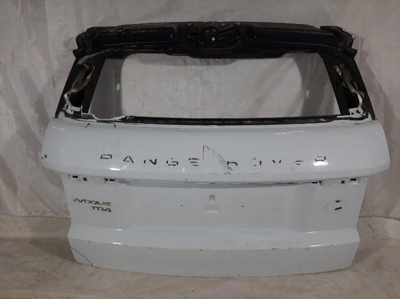 Дверь багажника Land Rover Range Rover Evoque L538 204DTD, 204PT, 224DT 2013 задняя