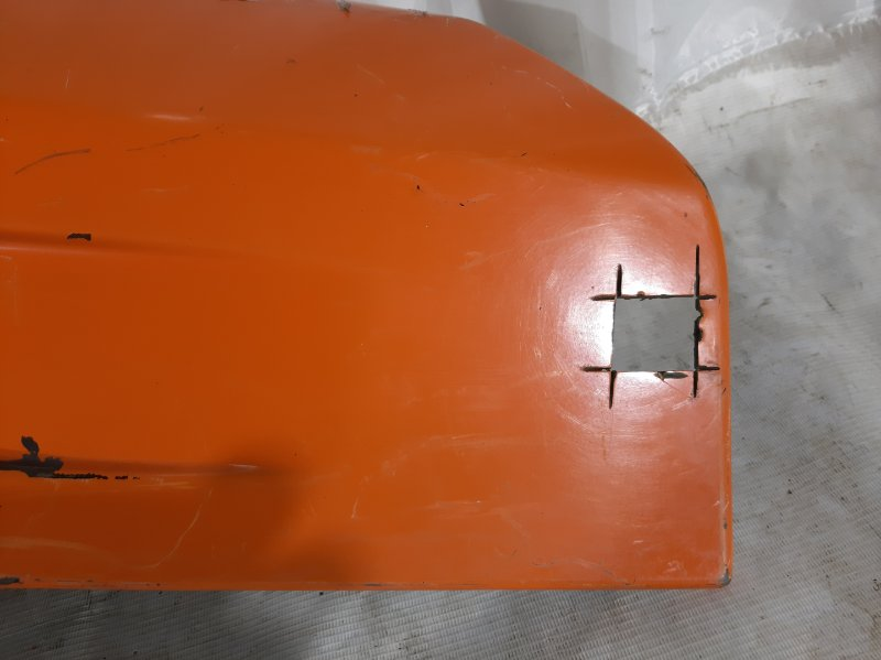 Крыло Камаз 65 2016 переднее левое
