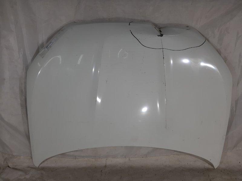 Капот Nissan Qashqai J10, JJ10E 2011