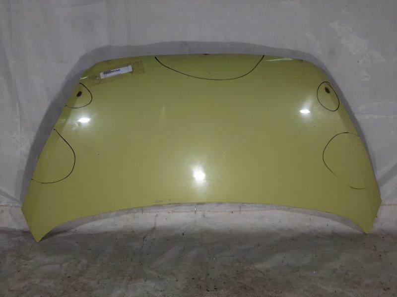 Капот Kia Picanto TA 2012