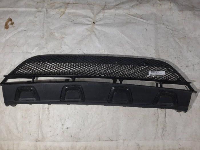 Решетка бамперная Mercedes-Benz Glc-Class C253, X253 M274E20, M276DE30LA, M651D22, OM642 2017 передняя