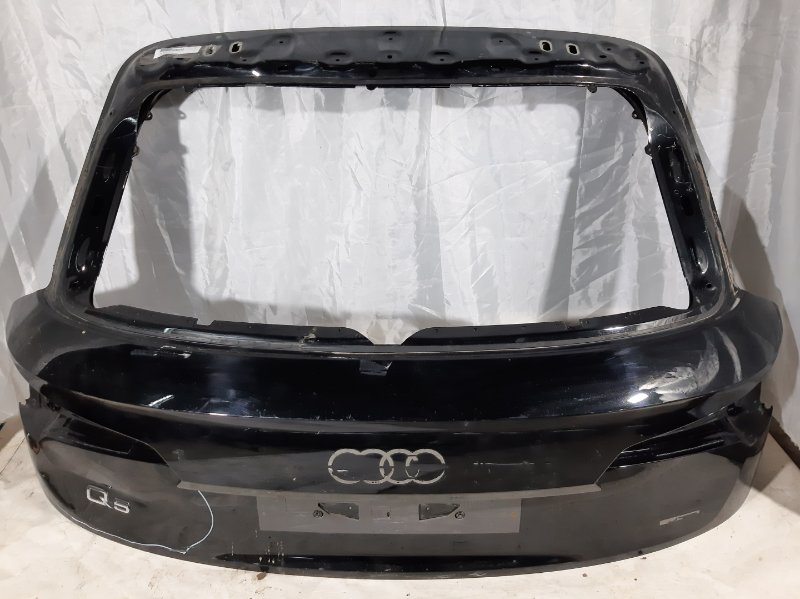 Дверь багажника Audi Q5 FYB, 2 CGWD, CVMD, CWGD, DAXB, DAXC, DAYB, DCPC, DESA, DETA, DETB, DEUA, DEUB, DJYA 2018