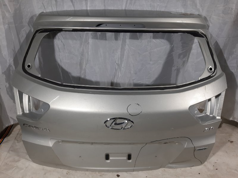 Дверь багажника Hyundai Creta GS G4FG, G4NA 2018