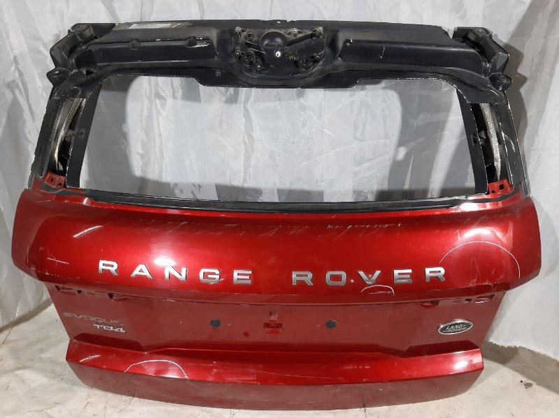 Дверь багажника Land Rover Range Rover Evoque L538 204DTD, 204PT, 224DT 2016