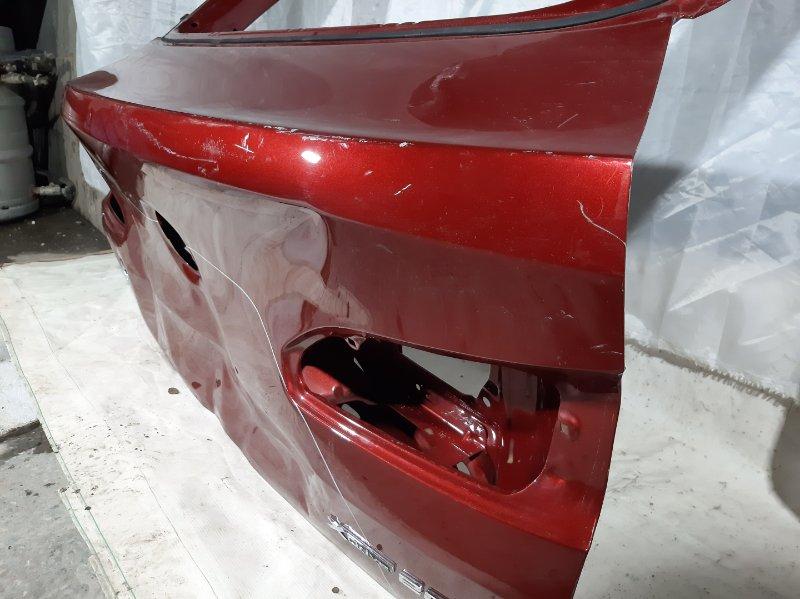 Дверь багажника Bmw X4 G02 2019
