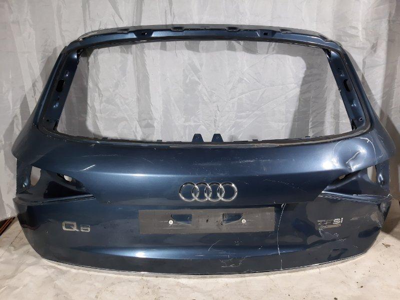 Дверь багажника Audi Q5 8RB AAH, CAEB, CAGA, CAGB, CAHA, CAHB, CALB, CCWA, CCWB, CDNA, CDNB, CDNC, CDUC, CDUD, CGLA, CGLB, CGLC, CGLD,