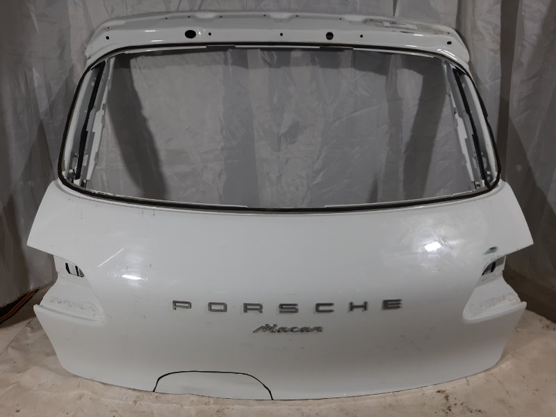 Дверь багажника Porsche Macan 95B MCT.MA, MCT.LA 2018