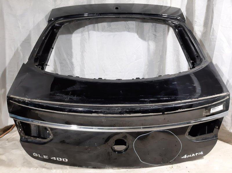 Дверь багажника Mercedes-Benz Gle-Class Coupe C292 M157DE55LA, M276DE30LA, M278DE40LA, M278DE46LA, OM642 2017