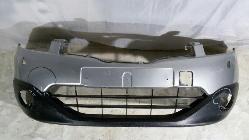 Бампер Nissan Qashqai J10 HR16DE, K9K, M9R, MR20DE, R9M 2013 передний