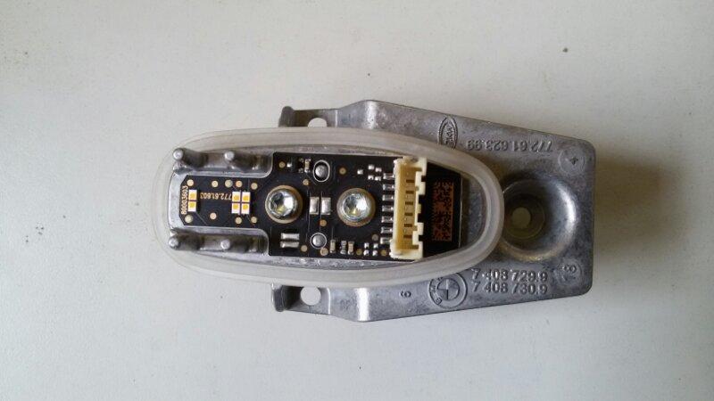 Светодиодный модуль в фару Bmw 7-Series G11, G12 B48B20, B57B30TOP, B57D30, B58B30M0, N63B44TU 2016