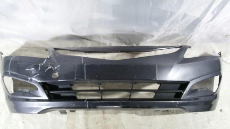 Бампер Hyundai Solaris RB G4FA, G4FC 2015 передний